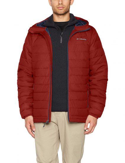 chaqueta columbia invierno