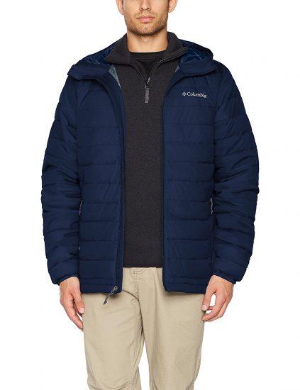 chaqueta columbia esqui